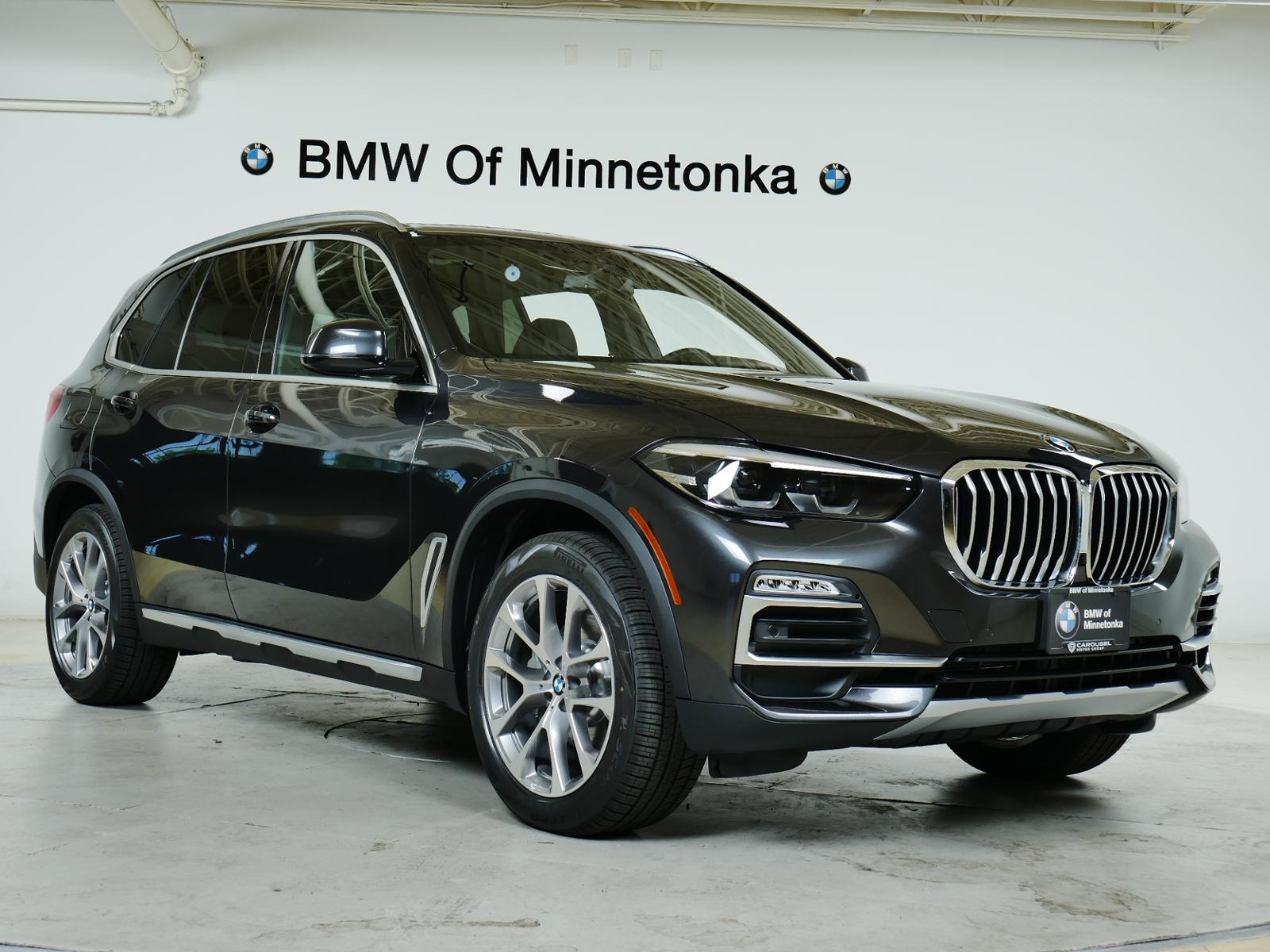 New 2019 Bmw X5 With Navigation Awd