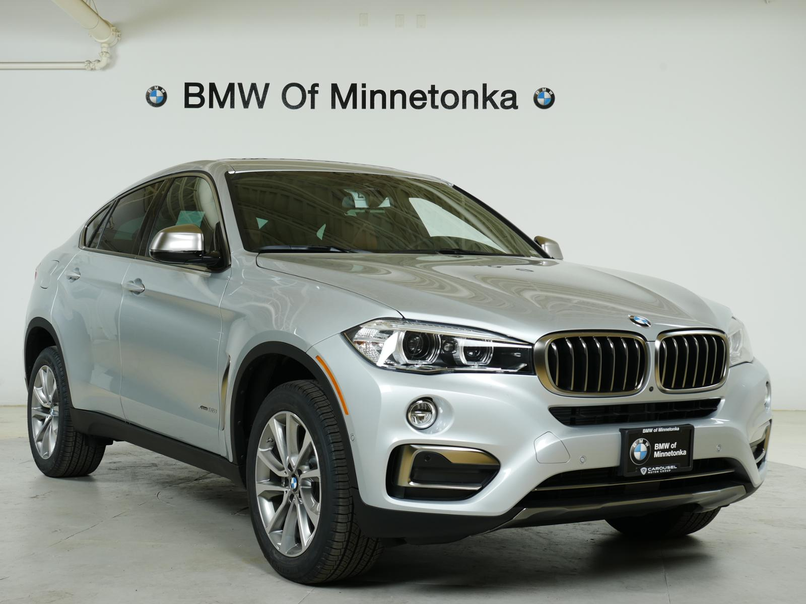 New 2019 Bmw X6 With Navigation Awd