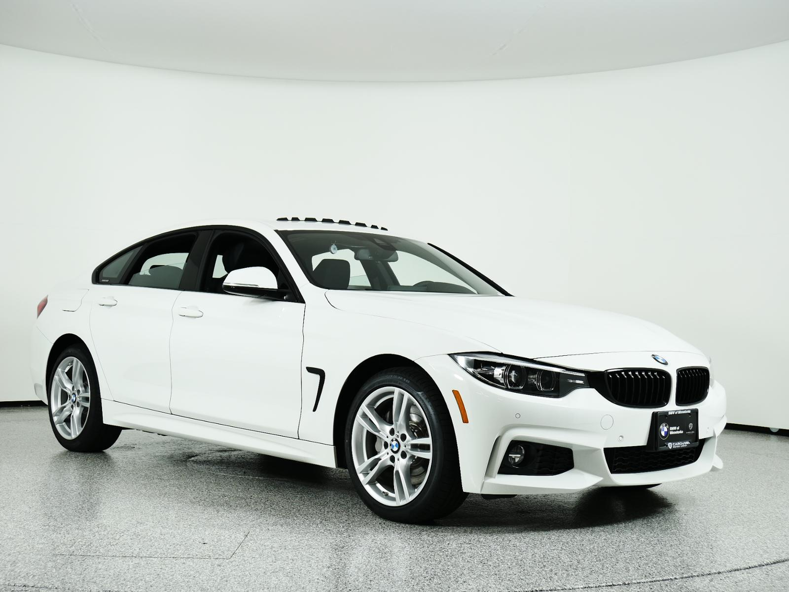 Pre-Owned 2020 BMW 4 Series