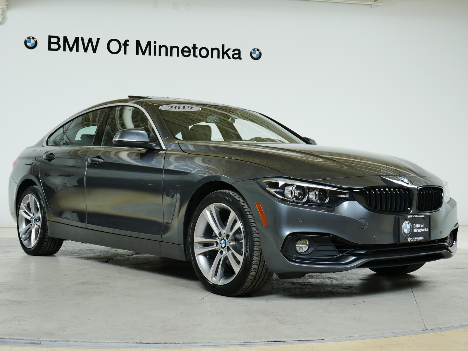 Bmw Pre Owned >> Certified Pre Owned 2019 Bmw 4 Series 430i Xdrive 4dr Car In
