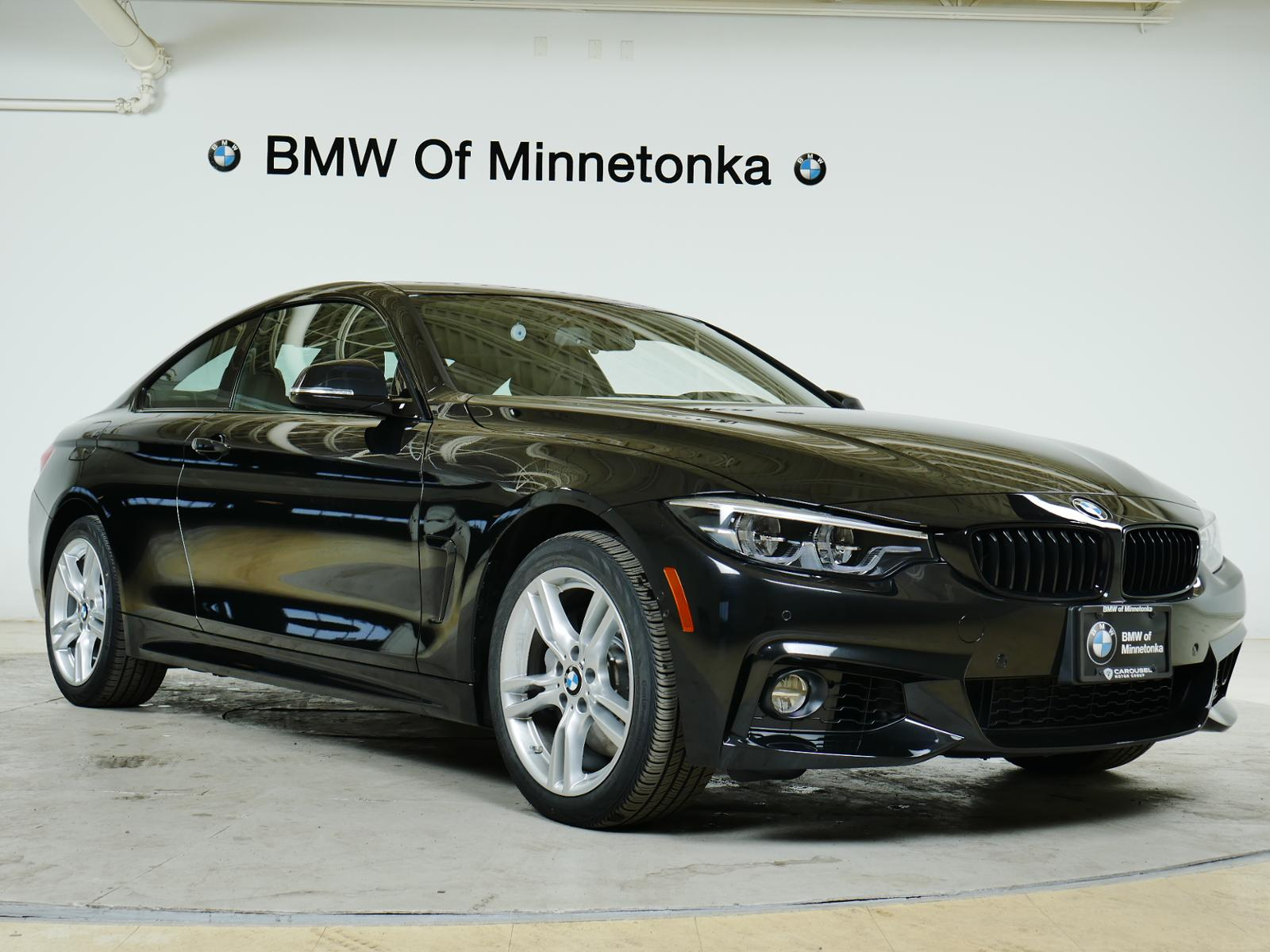 New 2019 Bmw 4 Series With Navigation Awd