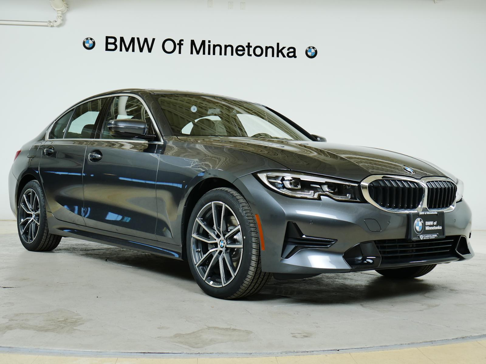 Certified Pre Owned BMW >> Certified Pre Owned 2019 Bmw 3 Series With Navigation Awd