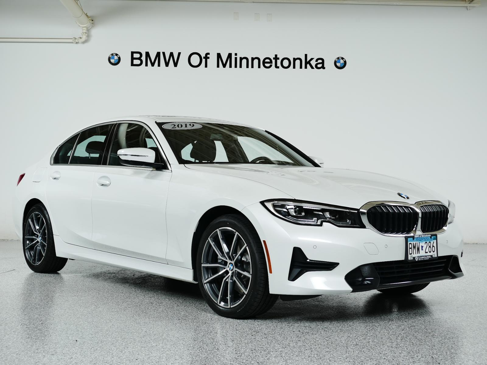 BMW Pre Owned >> Pre Owned 2019 Bmw 3 Series 330i Xdrive Awd