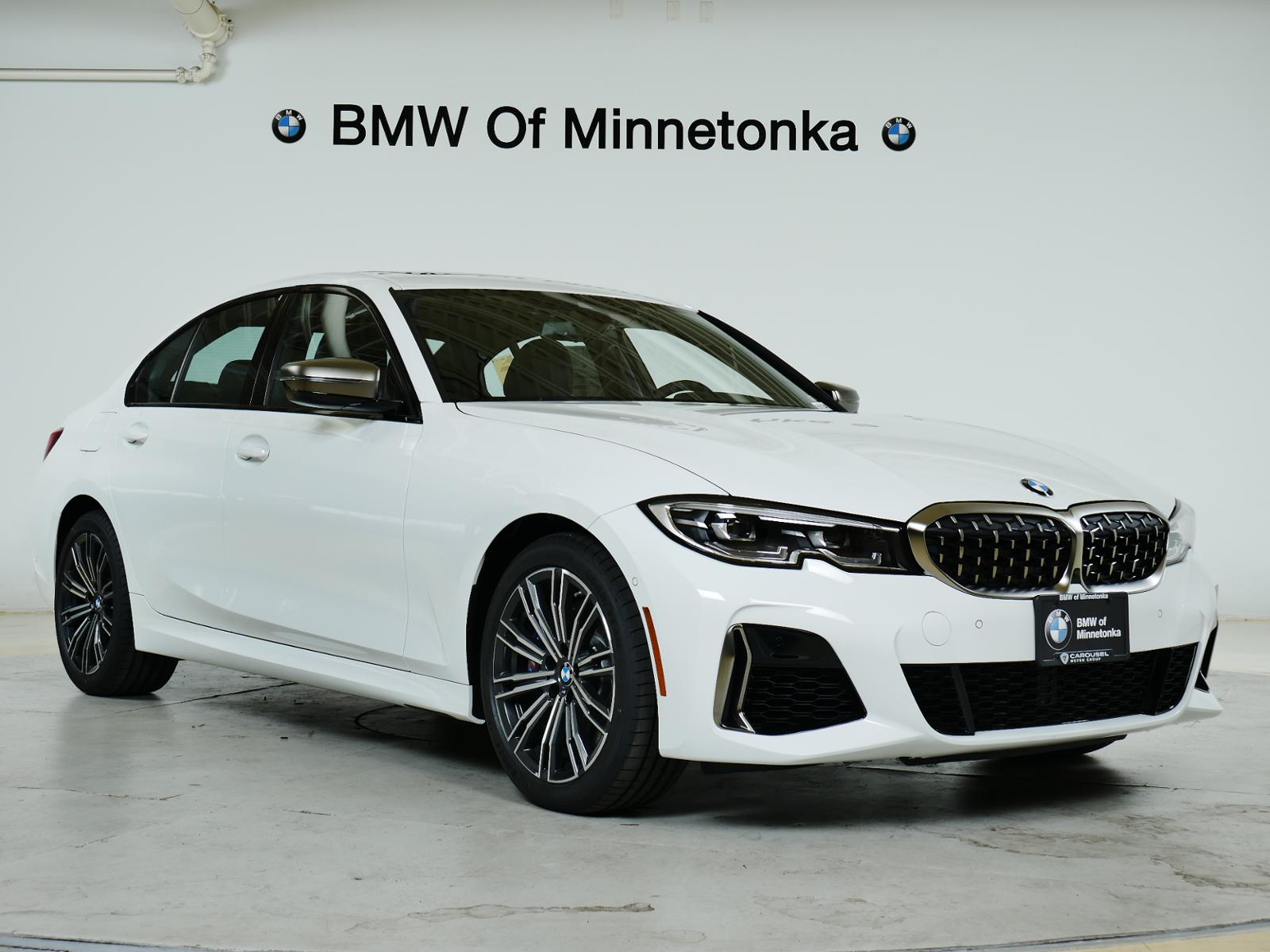 Certified Pre-Owned 2020 BMW 3 Series M340i xDrive