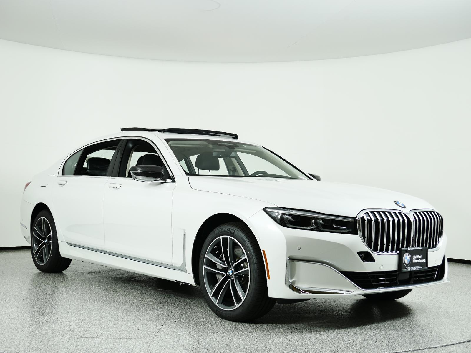 New 2020 BMW 7 Series