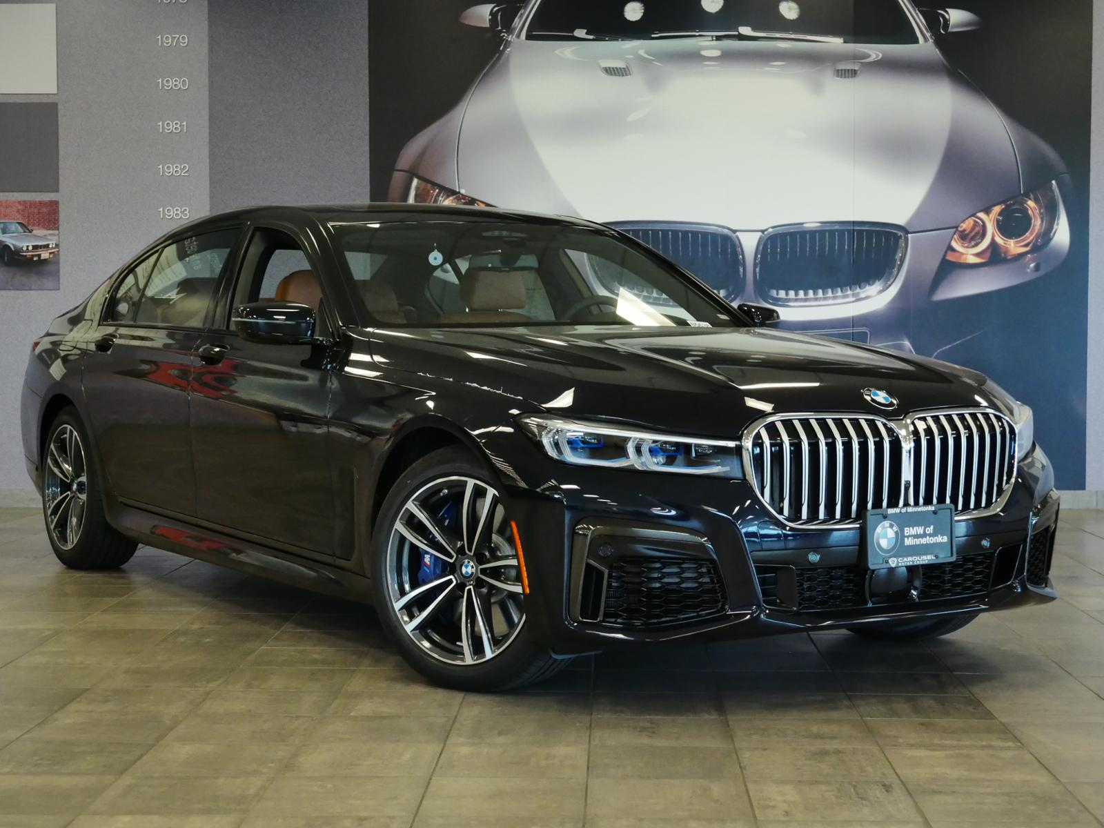 New 2020 Bmw 7 Series With Navigation Awd