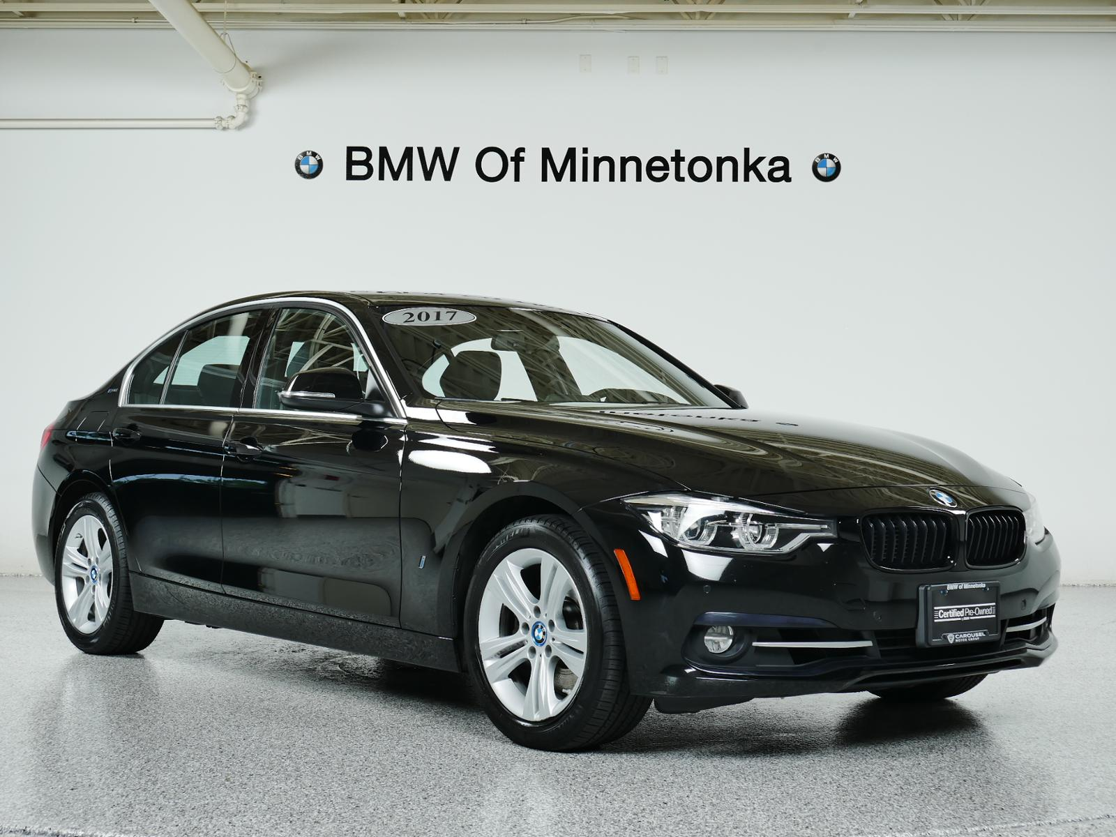 BMW Pre Owned >> Certified Pre Owned 2017 Bmw 3 Series 330e Iperformance Rwd 4dr Car