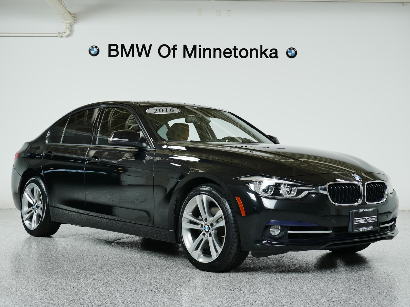 BMW Pre Owned >> Certified Pre Owned 2016 Bmw 3 Series 328i Xdrive Awd