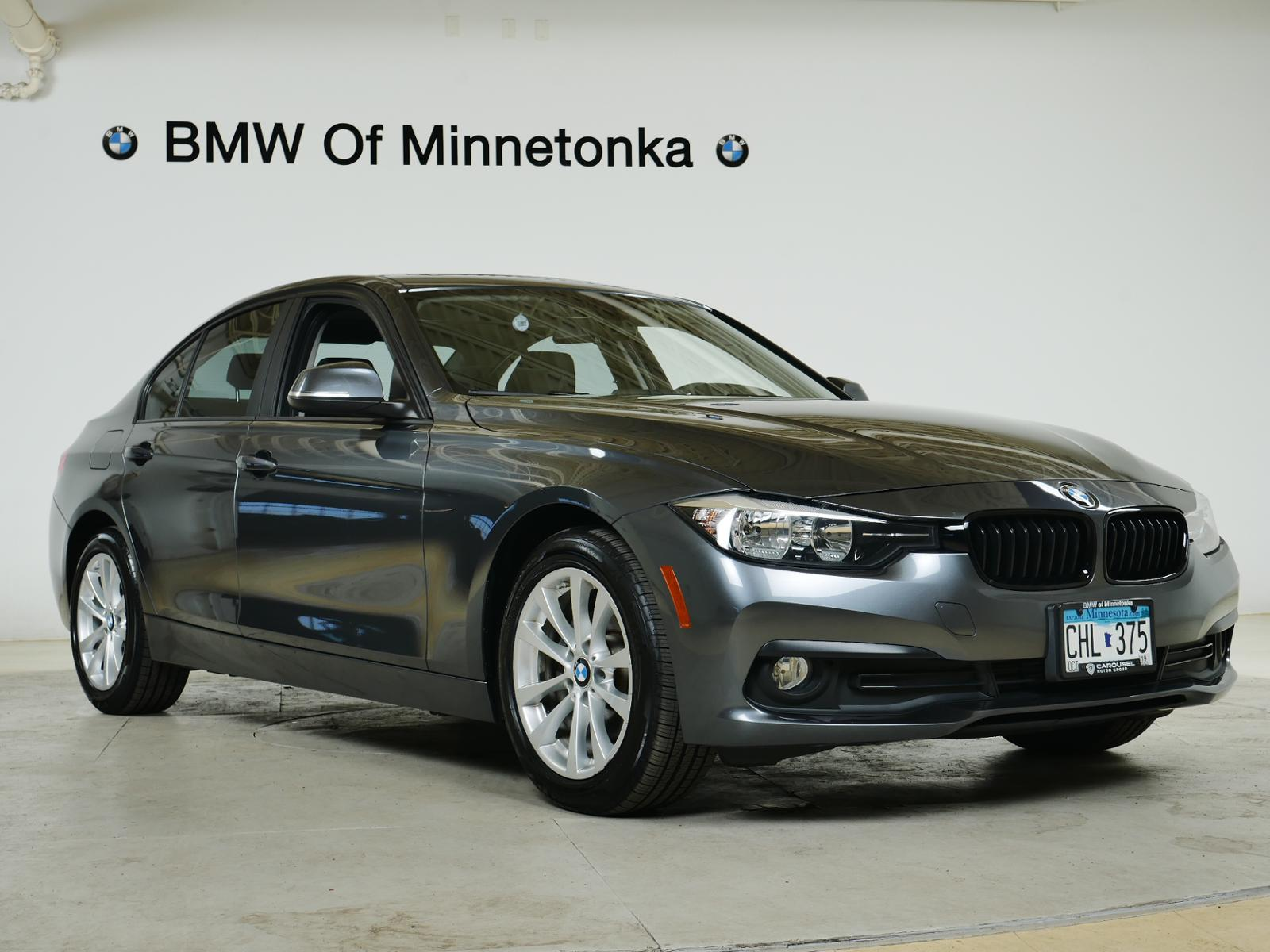 Bmw Certified Pre Owned >> Certified Pre Owned 2016 Bmw 3 Series 320i Xdrive 4dr Car In