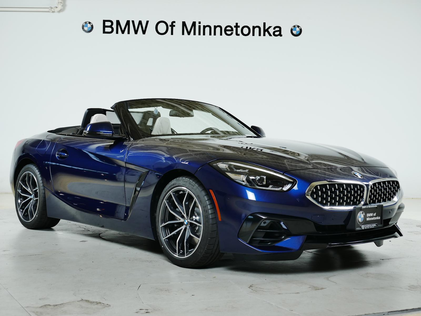 New 2019 Bmw Z4 Rwd Convertible