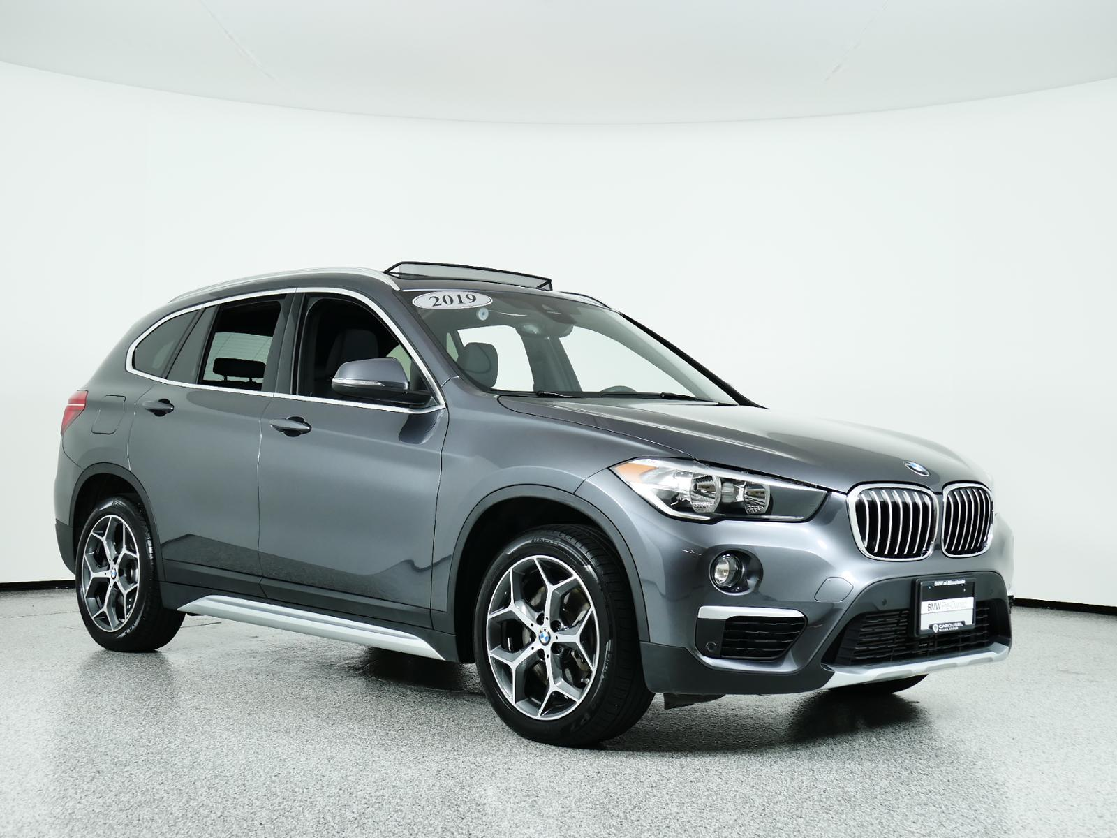 Certified Pre-Owned 2019 BMW X1 xDrive28i AWD