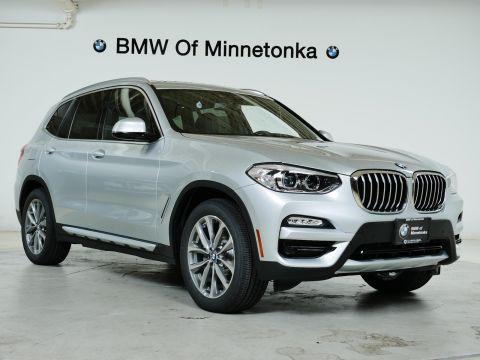 Certified Pre-Owned 2019 BMW X3