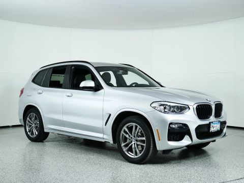 Certified Pre-Owned 2020 BMW X3 xDrive30i
