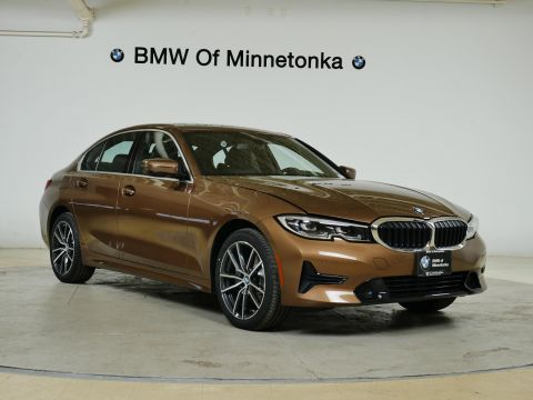New 2019 BMW 3 Series