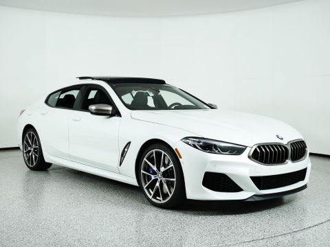 New 2020 BMW 8 Series