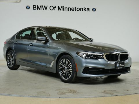 New 2019 BMW 5 Series